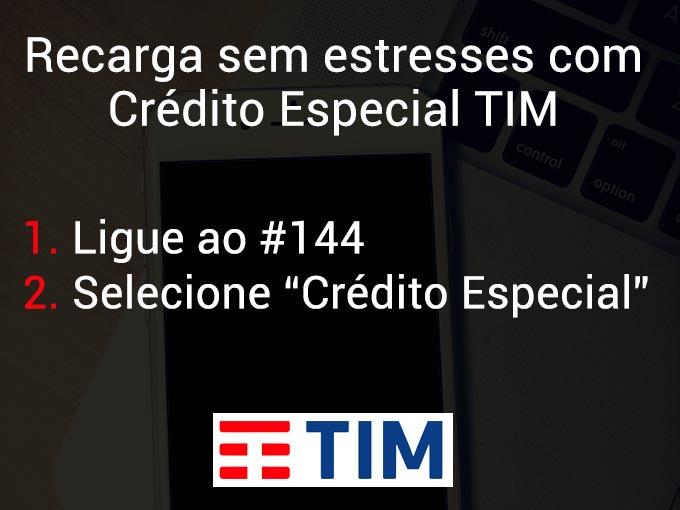 credito especial tim